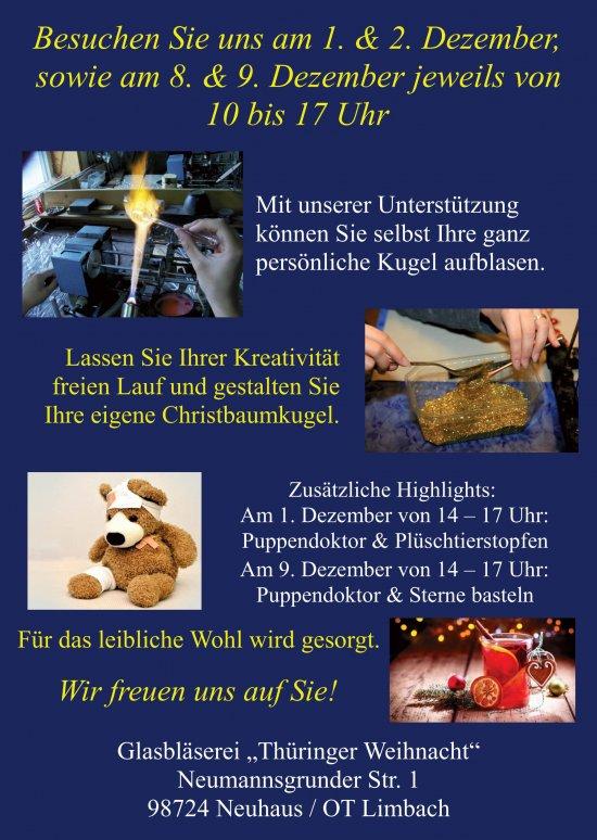Glasblaserei Thuringer Weihnacht Christbaumschmuck Lauschaer